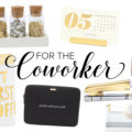 For the Coworker | Gift Guide | Christmas | Holiday